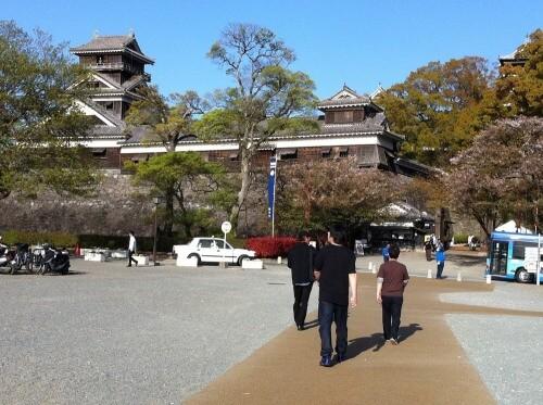 熊本ツアー with おっさんズ